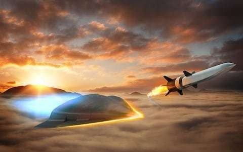 The hypersonic arms race: How the UK has joined the 15,000mph military revolution