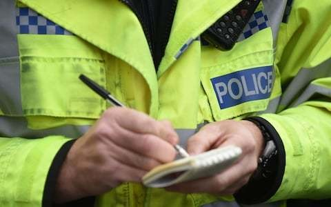 First prosecution for spitting at a police officer under new assault laws collapses as 'not in the public interest'