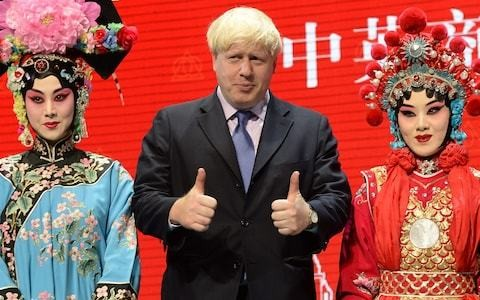 Boris will have to play a diplomatic blinder to win over sceptics across the world