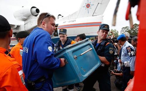 AirAsia flight QZ8501: Wreckage of plane found in Java Sea, in pictures - Telegraph