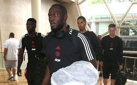 Manchester United warn Inter Milan time is running out for Romelu Lukaku deal
