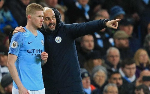 No mercy from Pep Guardiola with Kevin De Bruyne lined up to face Burton Albion in League Cup semi-final