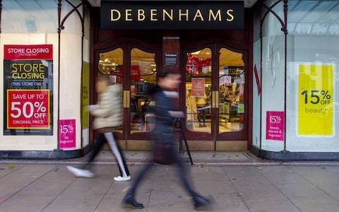 Debenhams faces uphill battle for survival as store closures loom
