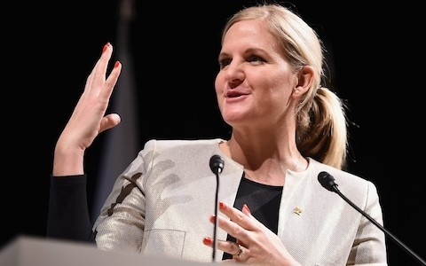 'I found out on TV that I was minister' – Former swimmer Kirsty Coventry in at deep end to tackle crisis in Zimbabwe