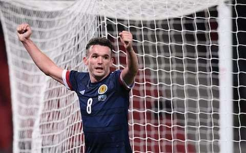 Scotland's route to Euro 2020 finals begins with Israel