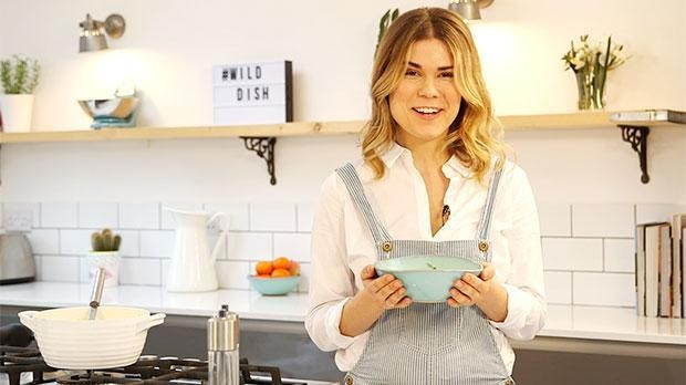 Madeleine Shaw's simple carrot and coconut soup