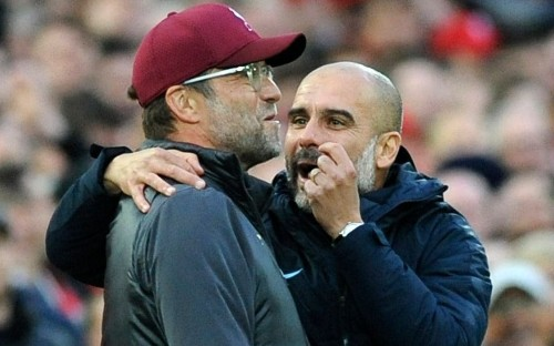 Back off Jurgen Klopp, it is our job to decide who plays in Cup ties not the FA, says Manchester City manager Pep Guardiola