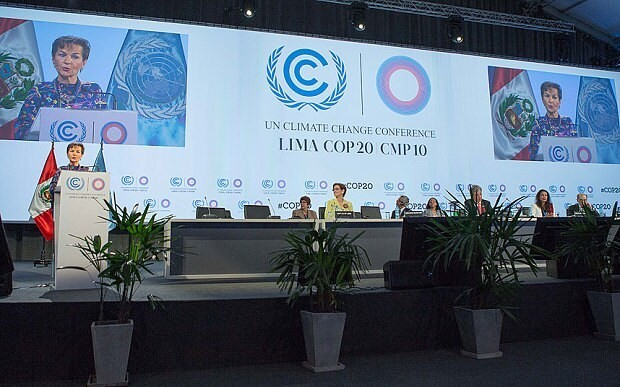 Lima for dummies: a guide to the UN climate change talks
