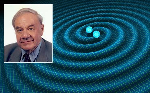 British scientist who played key role in gravitational waves research is suffering from dementia