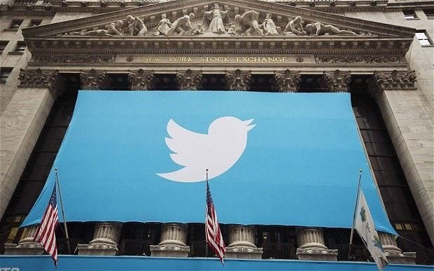 Take care over this Twitter market frenzy
