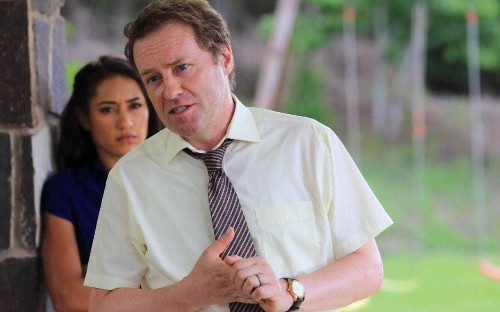 Death in Paradise is a deeply formulaic drama that gets us through winter: review