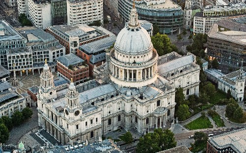 Female Islamic State supporter admits plot to try and blow up St Paul's Cathedral
