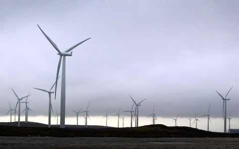 Government discriminates against onshore wind farms, energy company alleges in legal spat