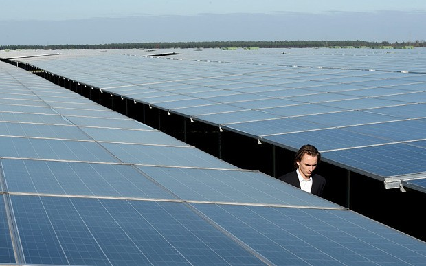 US town opposes solar power for 'extremely stupid' reasons