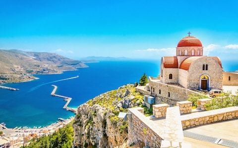 The ultimate Greek island-hopping experience – minus the crowds and ferry timetables