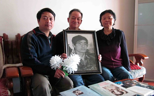 Chinese police seize 'warm-hearted' Tiananmen activist