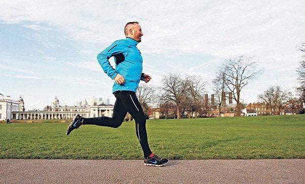 How to become a happy runner