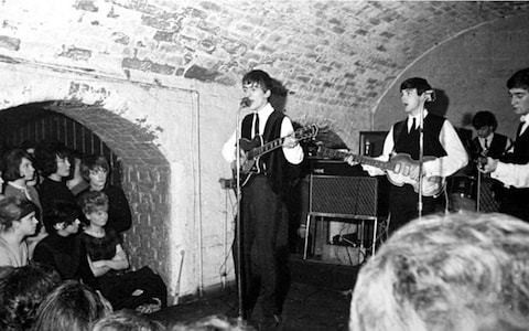 The Beatles were paid only £5 for their first gig at Cavern Club