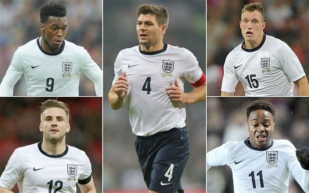 England World Cup squad 2014: Who is in, who is out of Roy Hodgson's 23?