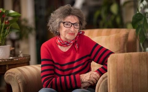 "The First Dates Hotel's Holocaust survivor: ""I'm looking for love, because I'm still alive"""