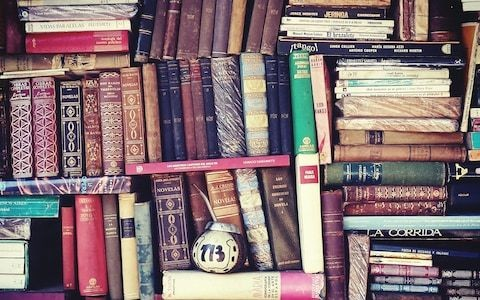 Downsizing is a ruinous task – giving away books is like throwing away memories