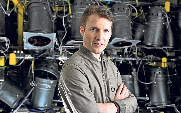 James Blunt pens letter to 'classist, prejudiced wazzock' Chris Bryant MP over privilege claims