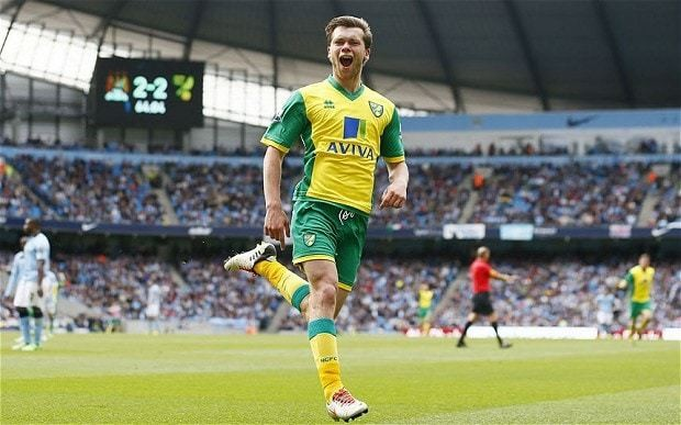 Manchester City 2 Norwich City 3: match report