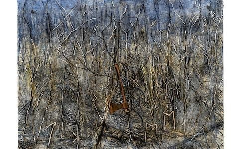 Anselm Kiefer review, White Cube: not quite touching the void