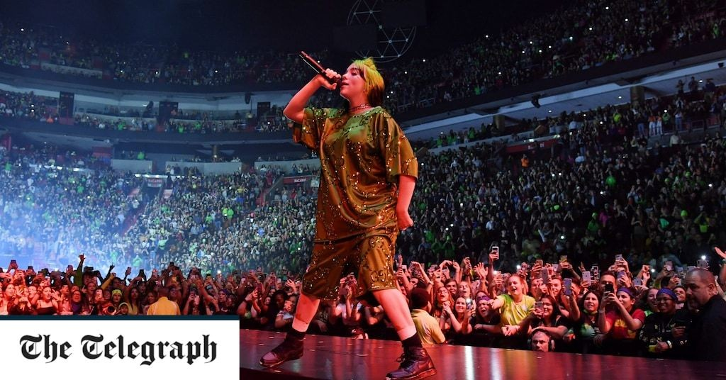 If we're not careful, Billie Eilish might quit music altogether