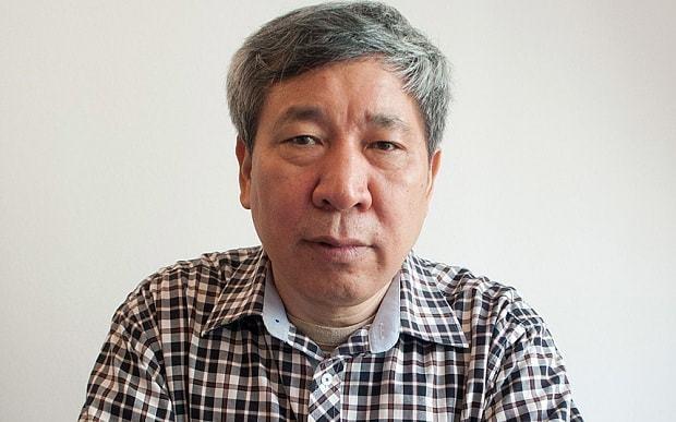 Author throws spotlight on China's 'hidden Holocaust'