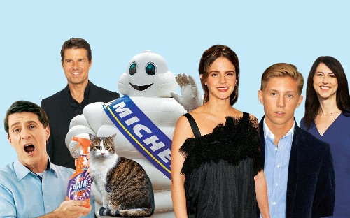 MacKenzie Bezos to Larry the cat: meet the world's most eligible singletons