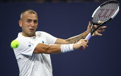 Dan Evans keeps up verbal jibes in Jamie Murray row as he breezes into Miami Open second round