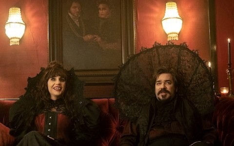What We Do in the Shadows, review: squeezing the juice out of delicious vampire gags