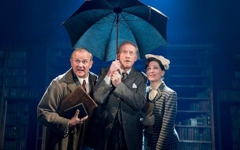 Shadowlands review, Chichester Festival Theatre: Hugh Bonneville brings comedy but not enough tragedy to the role of CS Lewis