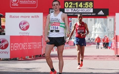 Britain's top finisher at London Marathon Josh Griffiths on how his life has been turned upside down