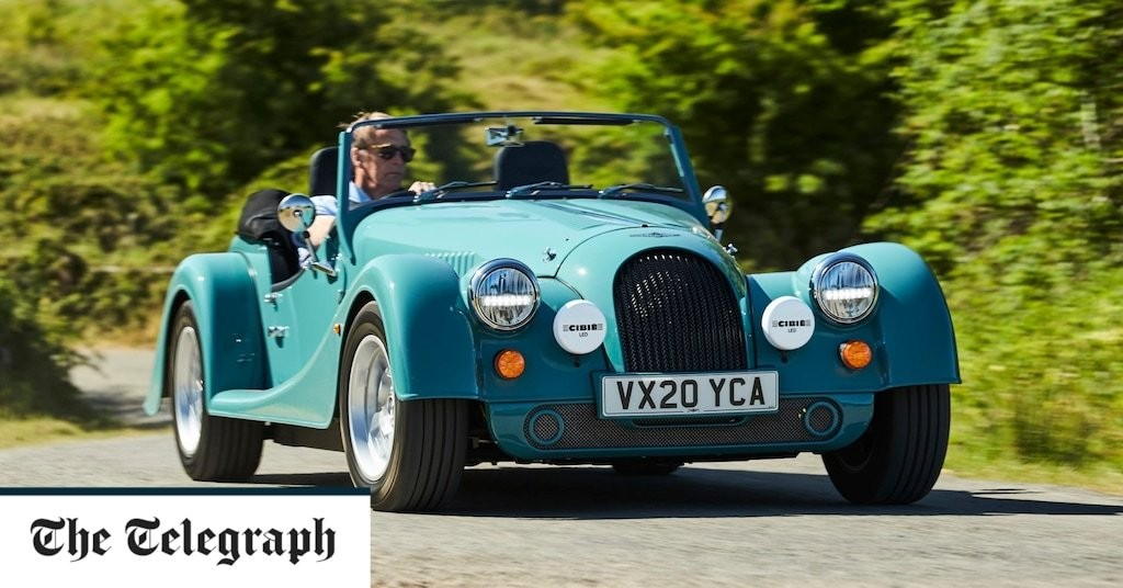 2020 Morgan Plus Four review: an authentic sports car with a beguiling blend of retro and modern