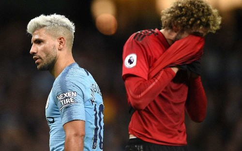 Man City vs Man Utd – player ratings: Who stood tall and who went missing?