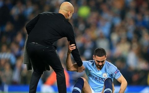 Pep Guardiola: Champions League exit hurts, but we have to use it as motivation