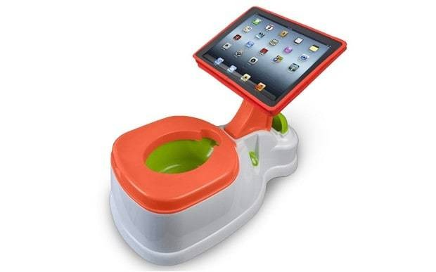 'iPotty' named worst toy of the year