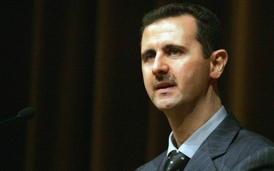 Syria's Assad says open to dialogue with US