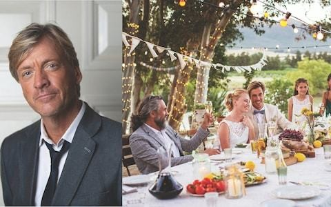 Dear Richard Madeley: 'Should I accede to my daughter's vegan wedding demands?'