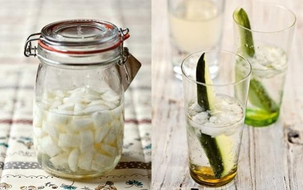 Cucumber gin recipe