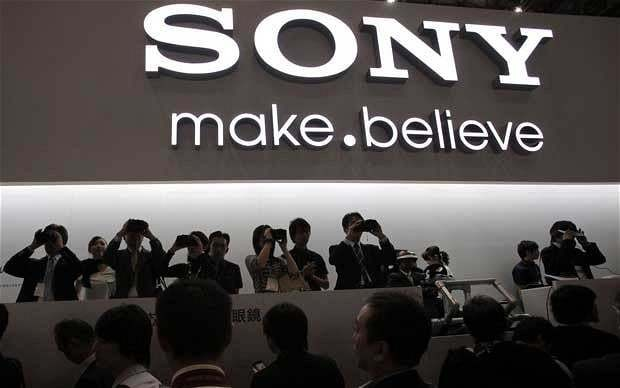 Sony returns to profit for first time in five years