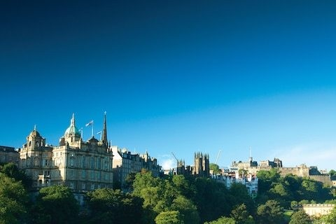 Why Edinburgh is the perfect city for families