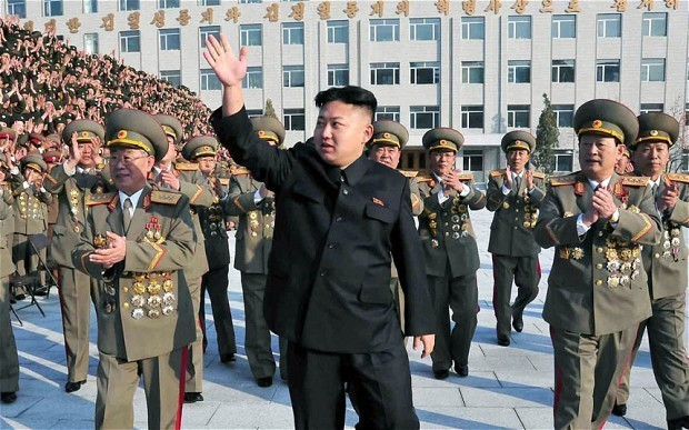 South Korean president talks tough, demands apology from Pyongyang