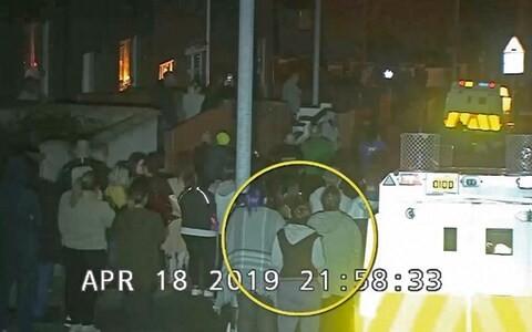 Lyra McKee murder: Police release CCTV of suspect