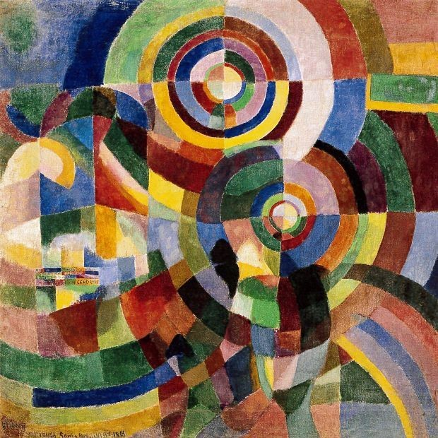 The colourful world of Sonia Delaunay