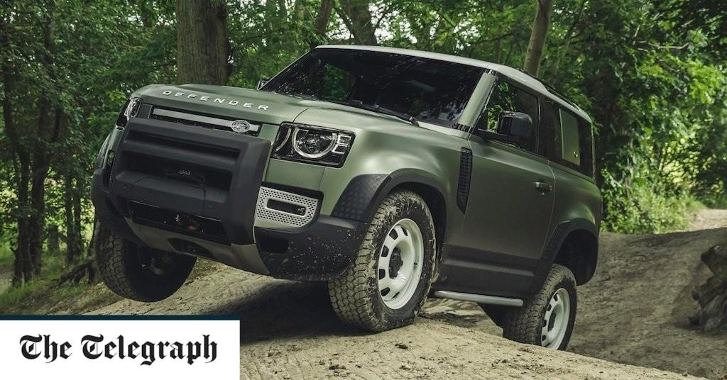 Jaguar Land Rover steers back into profit