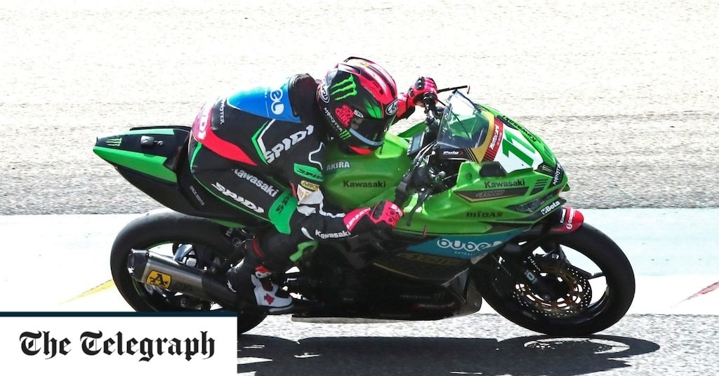 Ana Carrasco, the first female motorbike world champion: 'It is important to show we can compete in a man's world'