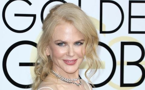 Nicole Kidman: It's sexist to call my daughters bossy